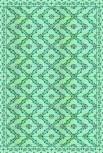 Vinyllteppich Audrey turquoise