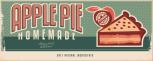 Küchenmatte Apple Pie 150cm x 60cm