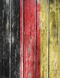 Bodenschutzmatte Deutschland 120cm x 90cm