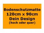 120x90cm Bodenschutzmatte