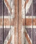 Bodenschutzmatte Union Jack 120cm x 90cm