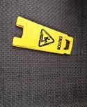 Bodenschutzmatte Vorsicht 120cm x 90cm